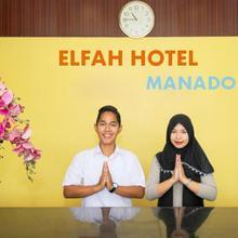 Elfah Hotel in Manado