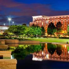 Embassy Suites Atlanta At Centennial Olympic Park in Atlanta
