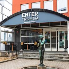 Enter Amalie Hotel in Tromso