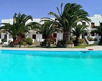 Eri Hotel in Paros