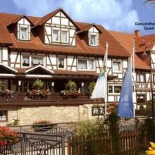 Erlebnis & Wellness Hotel Zum Stern in Berneburg