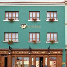 Černý Orel - Brewery, Pension & Restaurant in Kojetin