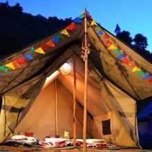 Escape Tribal Camps in Chakrata