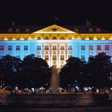 Esplanade Zagreb Hotel in Zagreb