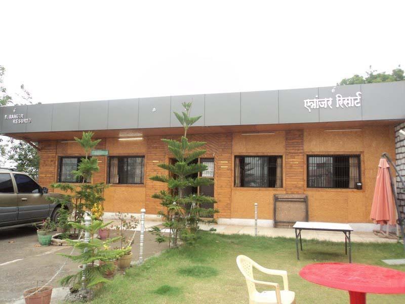 Etranger Resorts in Chikalthan