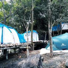 Evergreen Tent Stay & Trekking in Tariyod