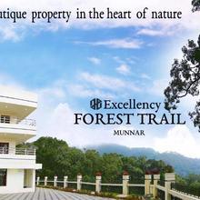 Excellency Forest Trail in Udumbanshola