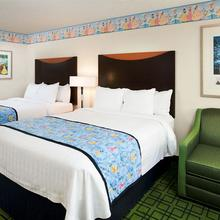 Fairfield Inn Anaheim Disneyland Resort in Santa Ana