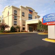 Fairfield Inn And Suites Atlanta Airport South/sullivan Road in Atlanta