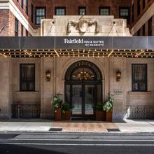Fairfield Inn & Suites By Marriott Philadelphia Downtown/center City in Philadelphia