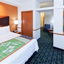 Fairfield Inn And Suites By Marriott Tulsa Southeast/crossroads Village in Tulsa