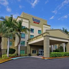 Fairfield Inn & Suites Fort Lauderdale Airport & Cruise Port in Hollywood