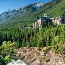 Fairmont Banff Springs in Banff