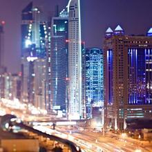 Fairmont Dubai in Dubai