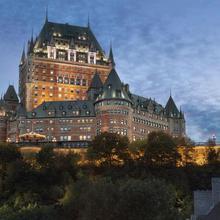 Fairmont Le Chateau Frontenac in Quebec