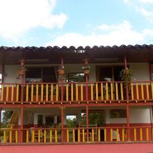 Finca Hotel Los Cerezos Quindio in La Palmita