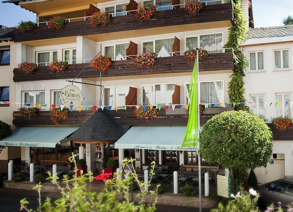 Flair Hotel Bömers Moselland Hotel in Nehren