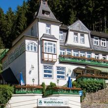 Flair-Hotel Waldfrieden in Schwarzburg