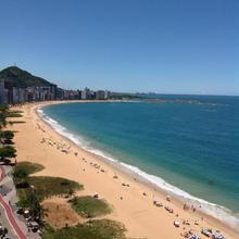 Flat Na Praia Da Costa in Vitoria