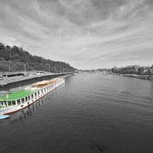 Florentina Boat in Prague