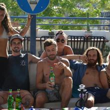 Florentine Backpackers Hostel in Tel Aviv