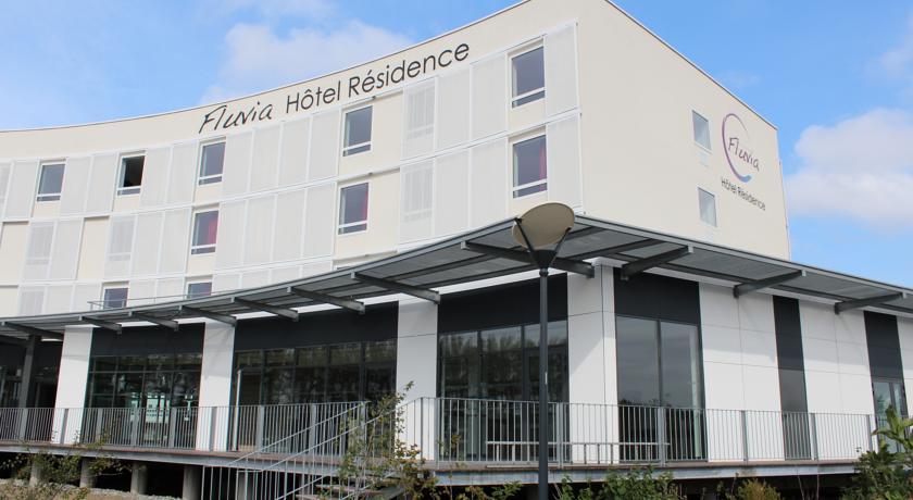 Fluvia Hotel Residence in Flourens