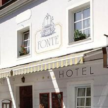 Fonte Hotel and Restaurant in Otteveny