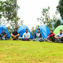 Forest Tent Camping,munnar in Idukki