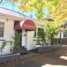 Freemans Backpackers in Auckland