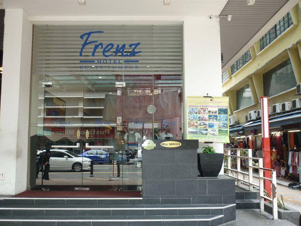 Frenz Hotel in Kuala Lumpur