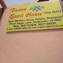 Fusion Guest House in Khajuraho