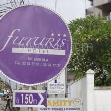 Futuris Hotel in Douala