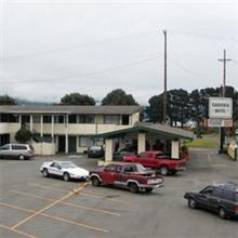 Gardenia Motel in Crescent City