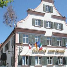 Gasthof und Hotel zum Hirsch in Unteregg