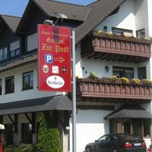 Gasthof zur Post Hotel - Restaurant in Altena