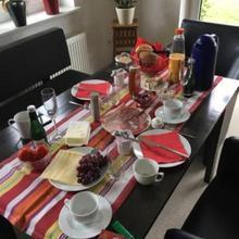 Gemütliches Gästezimmer in Langeoog
