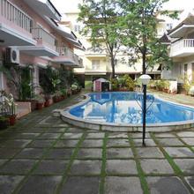 Goan Courtyard Apartments in Chopdem