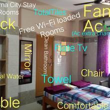 Gokarna City Stay Rooms in Mirjan