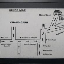Golden Brooks in Chandigarh