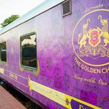 Golden Chariot-luxury Train in Bengaluru