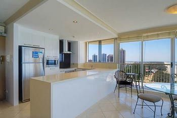 Golden Sands in Surfers Paradise