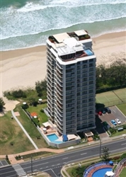Golden Sands On Main Beach Apartments in Gold Coast