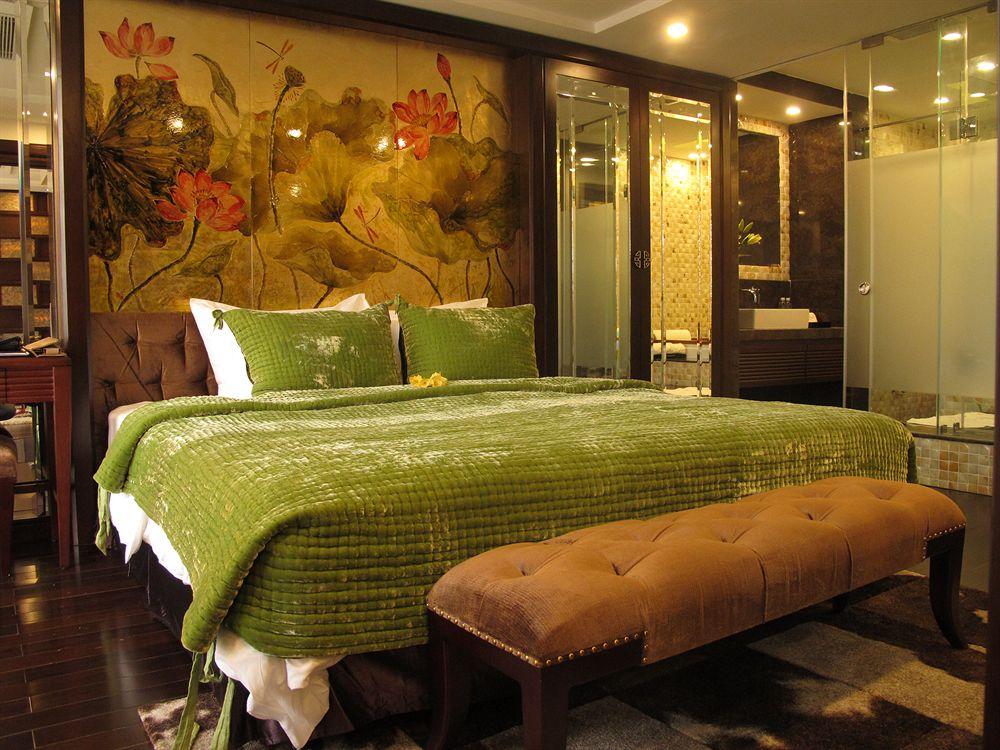 Golden Silk Boutique Hotel in Hanoi