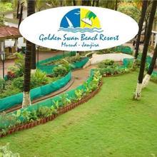 Golden Swan Beach Resort in Murud Janjira
