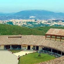 Golf Hotel Colle Della Trinita in Fontignano