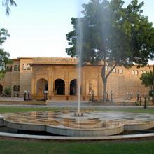 Gorbandh Palace in Jaisalmer
