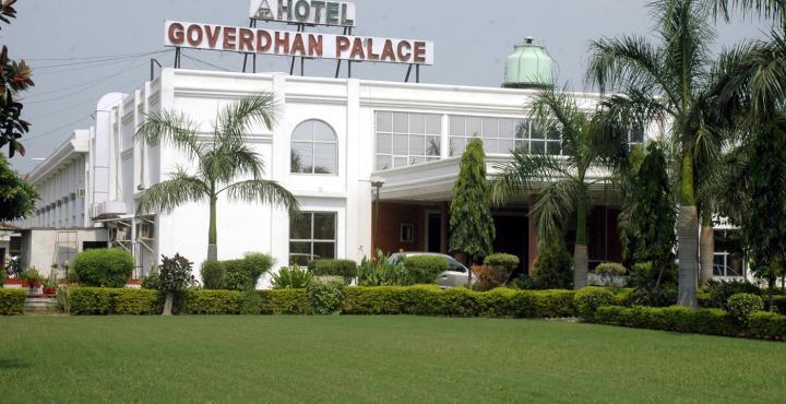 Hotel Goverdhan Palace in Mathura