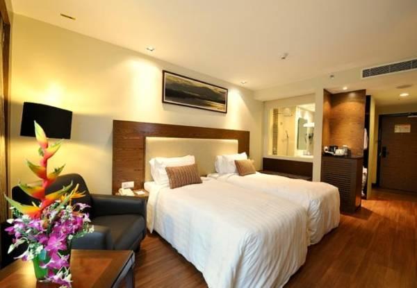 Grand Borneo Hotel in Kota Kinabalu