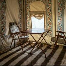 Grand heritage camp in Dedha