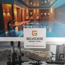 Grand Hotel Belvedere in Brasso